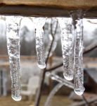 Icicles in the Morning by 4TheLoveOfNature