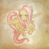 Fluttershy by Sleepwalks
