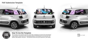 FIAT - Let it Ride you Where your Dreams Are by Sayaka-ssi