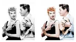 Lucy and Desi by Barbie-H