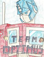 Team Optimus by FrostedIcefire
