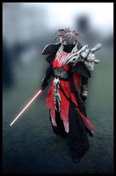 Star Wars: The Old Republic - Dread Master Bestia by dywa