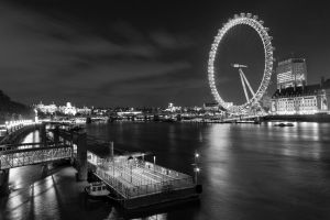 London Eye by pavouk1