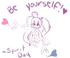 Miku ~ Spirit Day by animefangurl02