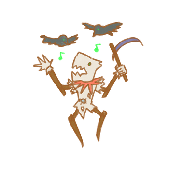 Fiddlesticks by saigetsu0810