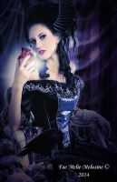 The Dark Countess by Fae-Melie-Melusine