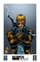 Hired Gun Limited Litho by project4studios