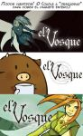 Banners El Vosque by Laurielle-Maven