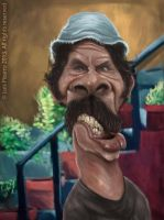 Don Ramon by lepeART