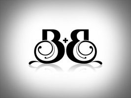 Logo B+B by gustavitos