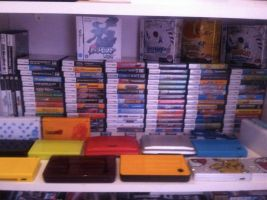 My DS Collection Updated by chanchimi