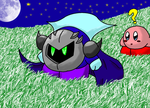 52. deep in thought by metaknight-fangirl13