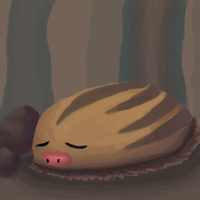 Speedpaint - Swinub by SimplyAddictive