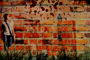 Up Against A Brick Wall by SorrowfulSeptember