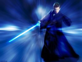 Anakin Skywalker by jaywhykay