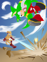 Thell Vs. Cog by Thell-Vallock