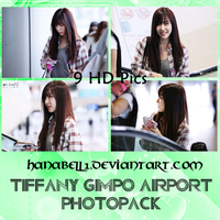 Photopack#6 Tiffany Gimpo Airport by HanaBell1