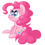 Pinkie Pie Derp by Zoiby
