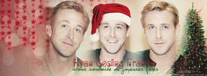 Ryan Gosling France by N0xentra