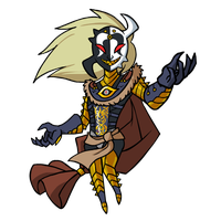 RotLDC Day 6: Halfmask by The-Knick