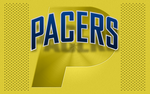 Pacers Gold Brushed Metal by 1madhatter