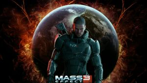 Mass Effect 3 War for Earth by nighthawk76