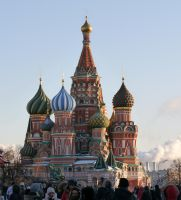 Moscow 19 by imargarita