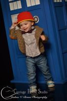 Baby Doctor Who (Eleventh Doctor) by Jbressi