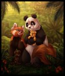 Panda Love by DolphyDolphiana