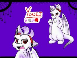 NEW Ynnej Reference by KASAnimation