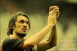 Goodbye Maldini by YZH619