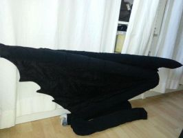 Toothless How To Train Your Dragon QUADSUIT Part12 by ChiruNoCosplay