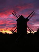 Windmill by zerofilius