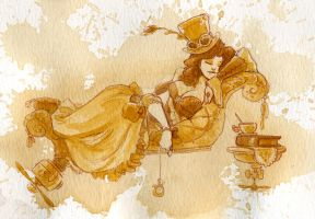 chaise by BrianKesinger