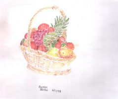 Fruits Basket on Pastel by skinsvideos21