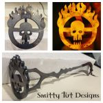 Mad Max Branding Iron by Smitty-Tut