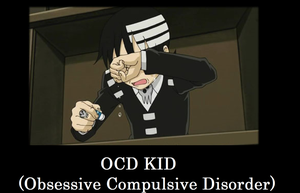 OCD KID by PlatypusLuver
