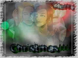 Merry Christmas Willow and Tara style by AstronSoul