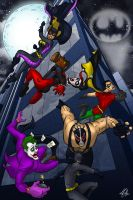 Night out in Gotham by Duff03