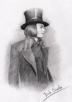 Willy Wonka by Smeha