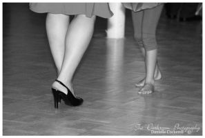 Dancing with Mommy by TheDarkRoom-Photo