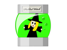 Pickled Witch by DorifutoRabbit
