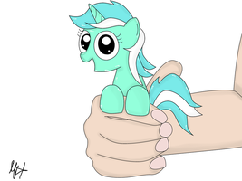 Filly Lyra by WillowTails