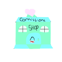 My commision shop by Official-Fallblossom