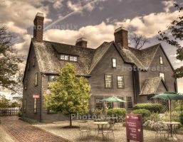 House Of The Seven Gables by Mayer-Photography