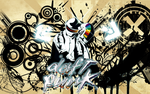 Daft Punk Wallpaper by Xieril