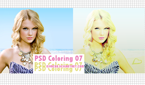PSD Coloring 07 by riyaC88