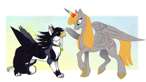 Happy Bday by Husky-Foxgryph