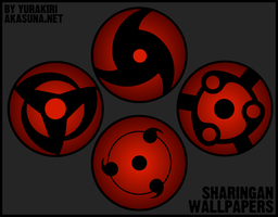 Sharingan Wallpapers by Toukijin