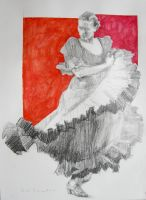 FLAMENCO  nr. 23-2010 by renatadomagalska